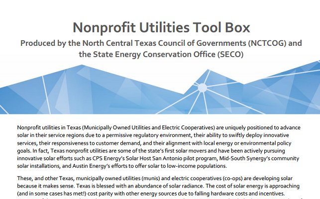 Download the Nonprofit Utility Toolbox